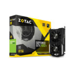 ZOTAC GEFORCE GTX 1050TI OC EDITION